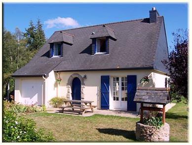 Les Myrtes Self Catering Holiday Gite